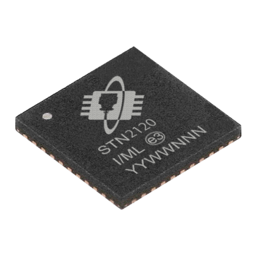 STN2120 OBD Interpreter Chip