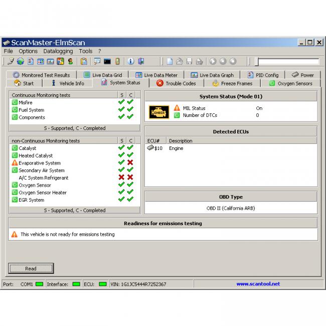 ElmScan 5 USB