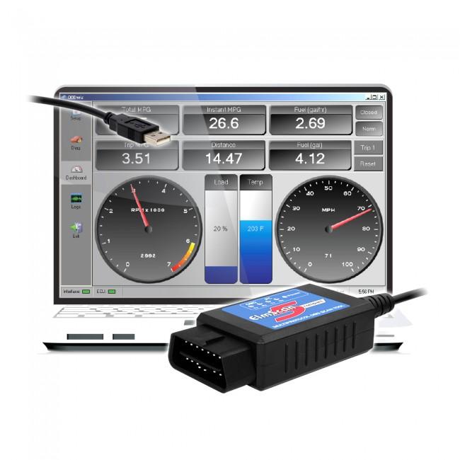 ElmScan 5 Compact - Buy the ELM327 based OBD-II Scan Tool | ScanTool net