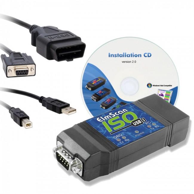 DRIVER FOR ELM323 USB
