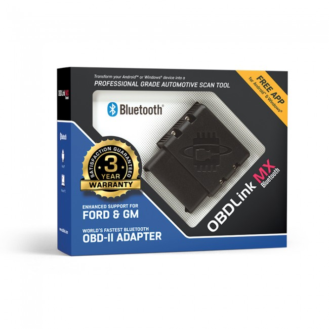 Automotive Scan Tool >> Obdlink Mx Bluetooth Obd Ii Scan Tool For Android Windows