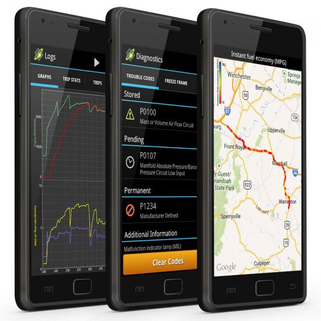 OBDLink LX Bluetooth Scan Tool