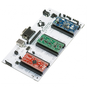 OBD Interconnect Development Board - 3/4 view
