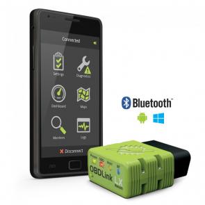 OBDLink LX Bluetooth & OBDLink app for Android
