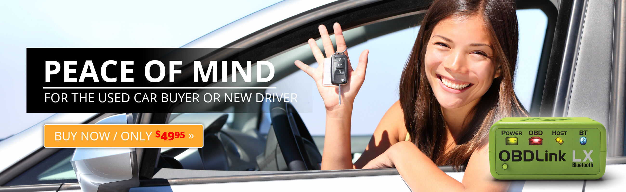 LX Bluetooth - Peace of Mind for the Used Car Buyer - Buy Now