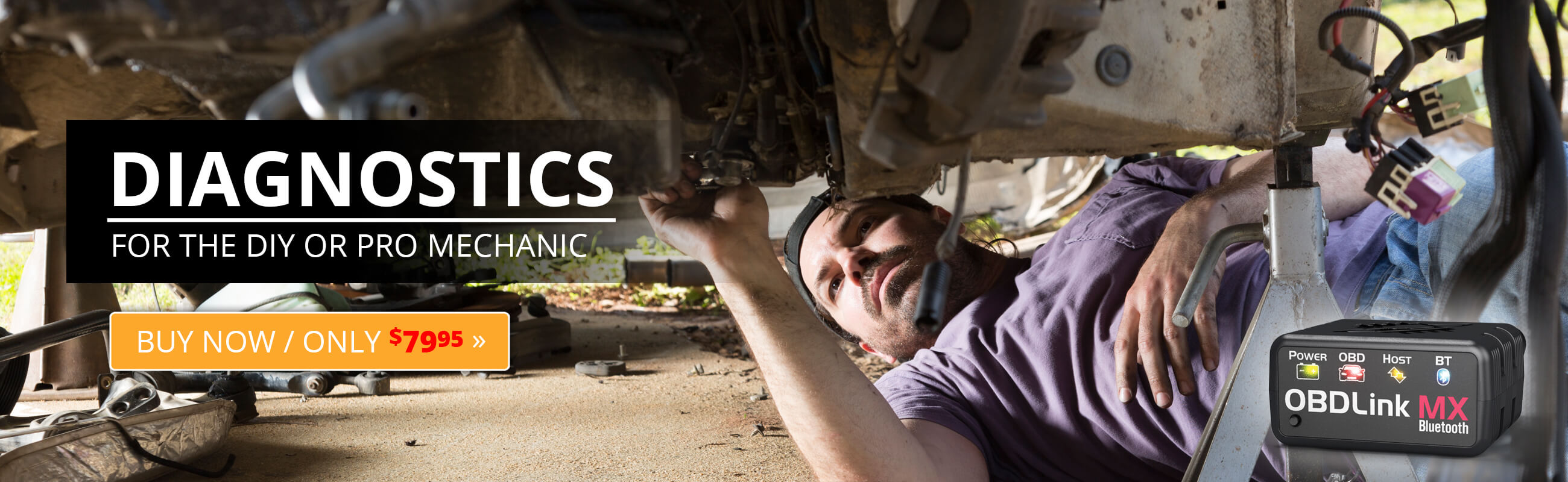 MX Bluetooth - for the DIY mechanic - Buy Now