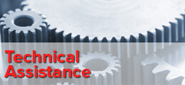 Technical Assistance Banner