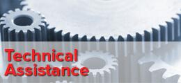 Technical Assistance Banner