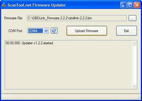 Firmware update 1
